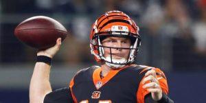 NFL: Dalton firma con los Cowboys al ser liberado por los Bengals