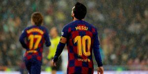 El Barça, el equipo europeo con menos empates a cero en los últimos 5 años