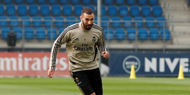 El Real Madrid recupera sensaciones con balón