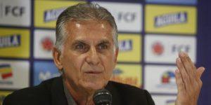 """Queiroz cree que el fútbol perdió """"de un vistazo"""" el control de su destino"""