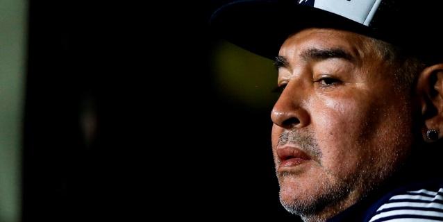 """Diego Maradona: """"Yo estoy totalmente a favor del impuesto a la riqueza"""""""