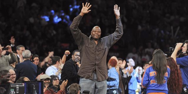 NBA: El expívot All-Star, Patrick Ewing, da positivo al coronavirus