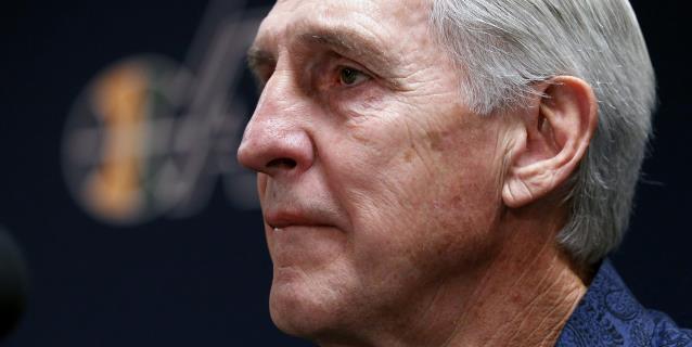 NBA: Fallece Jerry Sloan, histórico entrenador de los Jazz