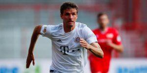 """Müller: """"sabemos que se nos observa más rigurosamente que al resto de Alemania"""""""