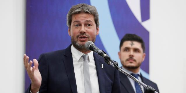 La vuelta del fútbol en Argentina parece lejana, según el ministro de Deportes