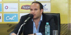 Egas consigue acción de protección contra el Directorio de FEF que le depuso