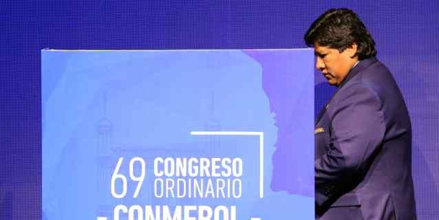 El expresidente de Federación Peruana pasará a arresto domiciliario por la COVID-19