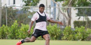 El Inter Miami inicia prácticas individuales mientras piensa fichar a James