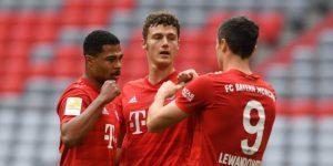 El Bayern pasa la apisonadora sobre el Fortuna Düsseldorf (5-0)