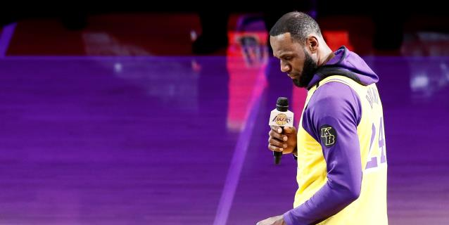 EEUU TELEVISIÓN: LeBron James y Usain Bolt, protagonistas del nuevo documental de Apple TV