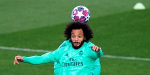 """Marcelo: """"No quiero salir y creo que el Real Madrid no me dejaría"""""""