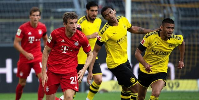 El Bayern contra el antepenúltimo y el Dortmund contra el colista