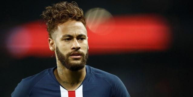 Neymar enfrenta en confinamiento un nuevo lío amoroso