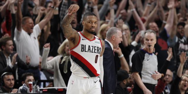 NBA: Lillard advierte que solo jugará si Portland tiene posibilidades de playoffs
