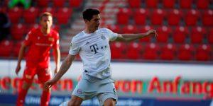 Lewandowski vuelve con gol en la victoria del Bayern ante el Union