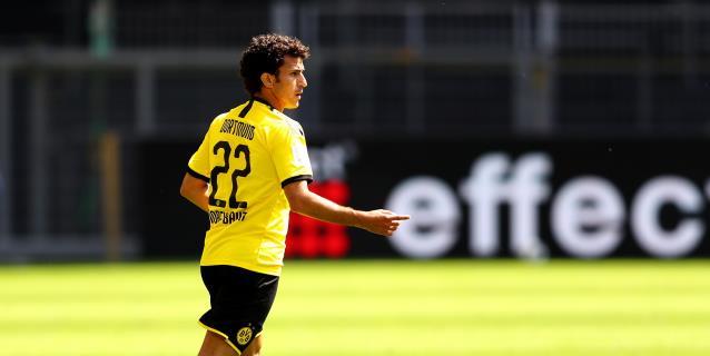 El Dortmund espera 45 millones de euros de pérdidas por el coronavirus