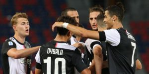 Cristiano y Dybala afianzan el liderato del Juventus
