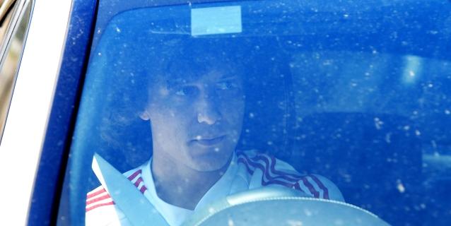 David Luiz deja entrever su salida tras la catástrofe ante el City