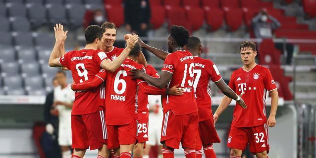 El Bayern sin Müller ni Lewandowski podría coronarse campeón ante el Gladbach