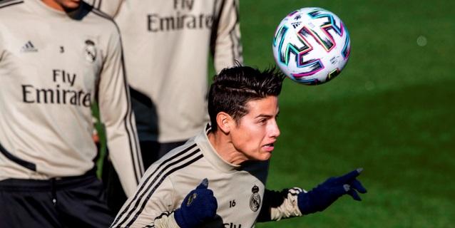 El Real Madrid rechazó oferta de club español por James Rodríguez, confiesa el colombiano