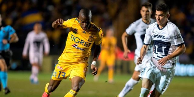 Los Tigres UANL dejan libre al delantero ecuatoriano Enner Valencia
