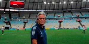 El portugués Jorge Jesus renueva con el Flamengo por un año