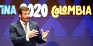 La Conmebol destina seis millones de dólares más para ayudar a sus diez federaciones