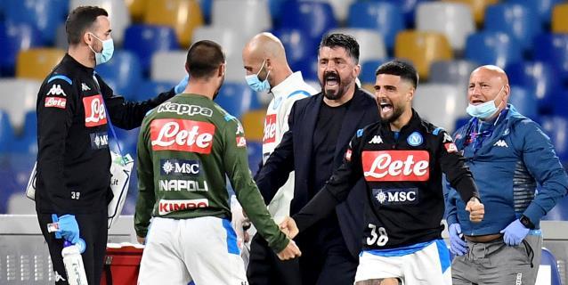 1-1. Ospina envía al Nápoles a la final de Copa Italia contra el Juventus