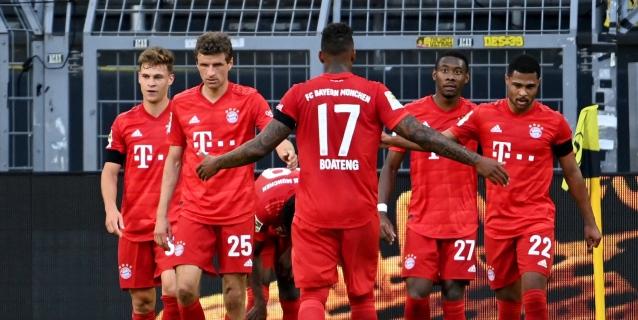 El Bayern Múnich, a ritmo de récord
