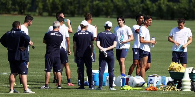 La FIGC publica el plan para reanudar la Serie A en condiciones de seguridad