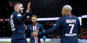 El PSG reanuda su actividad con la vista puesta en la Champions