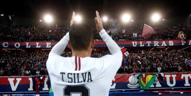 Thiago Silva y Sergio Rico prolongan con el PSG hasta el final de temporada