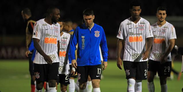 Al menos 13 infectados por coronavirus en el Corinthians y 17 en el Botafogo