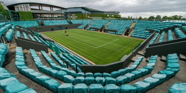 TENIS: Wimbledon minimiza sus pérdidas
