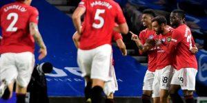 Bruno Fernandes ilusiona al United y deshace al Brighton