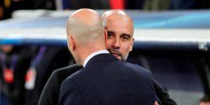 """Guardiola: """"Queremos jugar en casa contra el Real Madrid"""""""