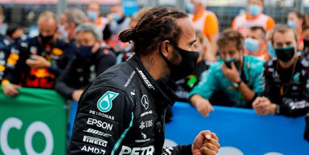 F1: nuevo líder tras ganar en Hungría;'Checo' fue séptimo y Sainz décimo