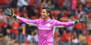 El portero Alfredo Talavera cambia al Toluca por los Pumas sin olvidar el Tri