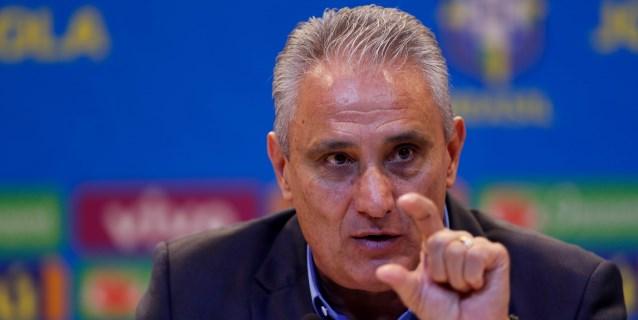 Brasil debutará en las eliminatorias el 9 de octubre con Bolivia en Sao Paulo
