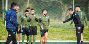 La UEFA confirma que el Barcelona-Nápoles se jugará como estaba previsto
