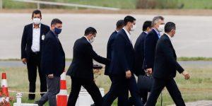 Macri abandona Paraguay tras ser criticado en un encuentro con Abdo Benítez y Cartes
