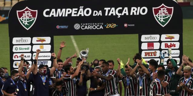 Fluminense derrota a Flamengo en los penaltis y es campeón de la Copa Río