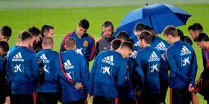 España jugará un amistoso con Países Bajos el 11 de noviembre en Ámsterdam