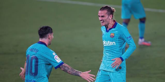 El Madrid afianza el liderato pero el Barça no se rinde