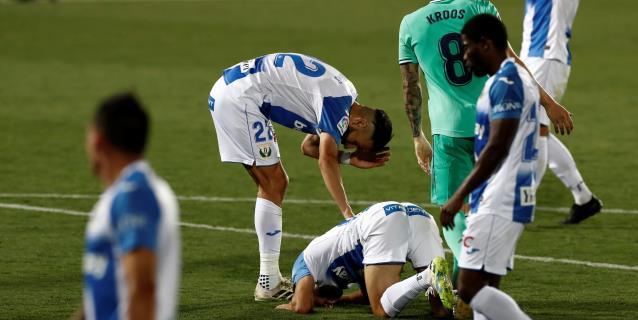 Real Sociedad y Granada a Europa, desciende el Leganés