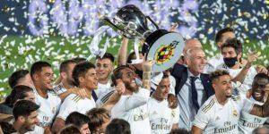 El Real Madrid aprovecha la primera pelota de Liga