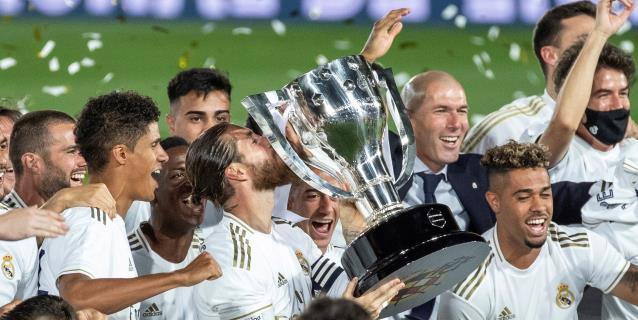 El Real Madrid, único invicto en casa y el mejor como visitante