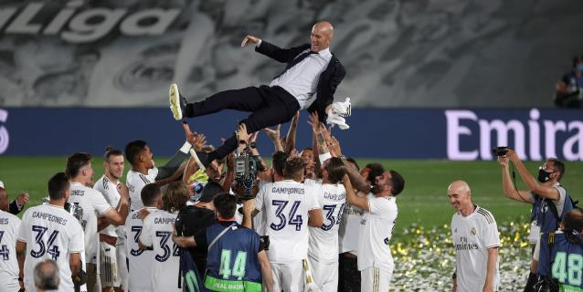 2-1. Benzema sentencia su Liga