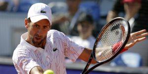 """TENIS: Djokovic denuncia una """"caza de brujas"""" y no sabe si jugará el Abierto de EEUU"""