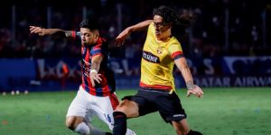 Paraguayo Sergio Díaz firma con las Águilas del América del fútbol mexicano
